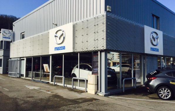 Nouvelle feuille de route pour les concessions Mazda