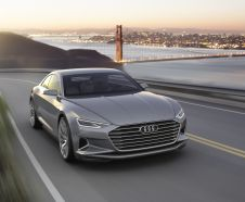 Audi concept car Prologue : les futures A8, A7 et A6 en filigrane