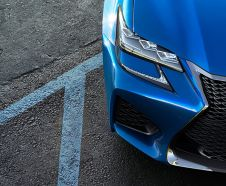La Lexus GS F au salon de Detroit 2015 ?
