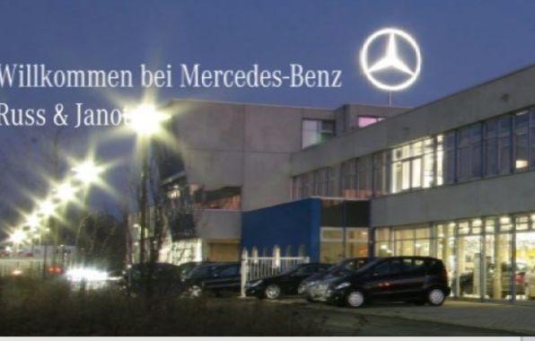 Un chinois reprend la succursale Mercedes d'Erfurt
