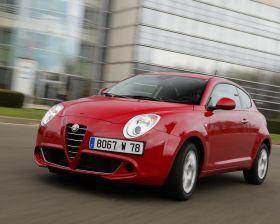 Alfa-Romeo MiTo Beaut� imparfaite