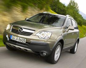 Opel Antara Bilan mitig�