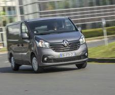 Essai Renault Trafic : notre avis au volant de l'Utilitaire de l'ann�e
