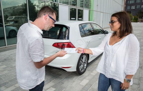 Occasion : cinq r�flexes pour r�ussir la vente de sa voiture.