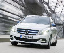 Essai Mercedes Classe B Electric Drive : du feu dans les veines
